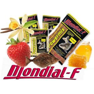 Mondial F Krmení Powermix Capr Strawberry 1kg