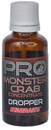 STARBAITS Probiotic Monster Crab Dropper 30ml