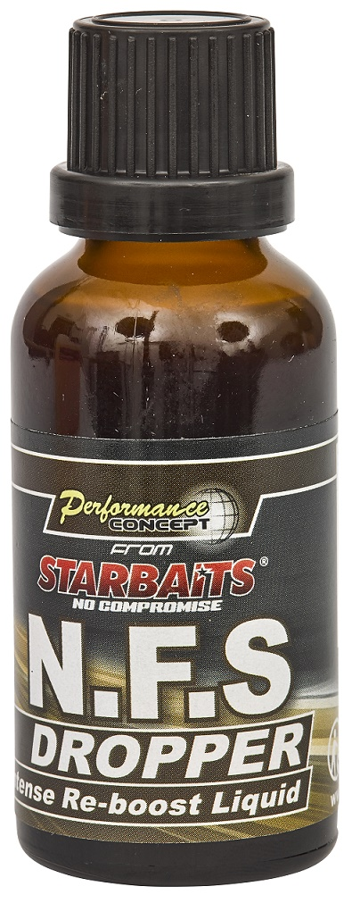 STARBAITS N.F.S Dropper 30ml N.F.S Dropper 30ml
