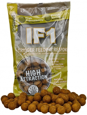 Boilies STARBAITS IF1 1kg 20mm