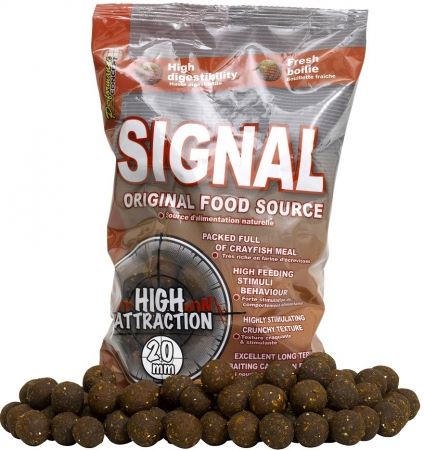 Boilies STARBAITS Signal 1kg 20mm