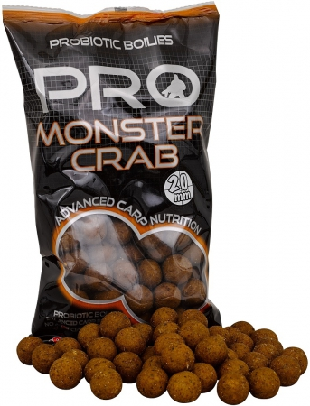 Boilies STARBAITS Probiotic Monster Crab 1kg 20mm