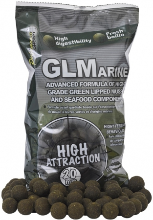 Boilies STARBAITS GLMarine 1kg 20mm
