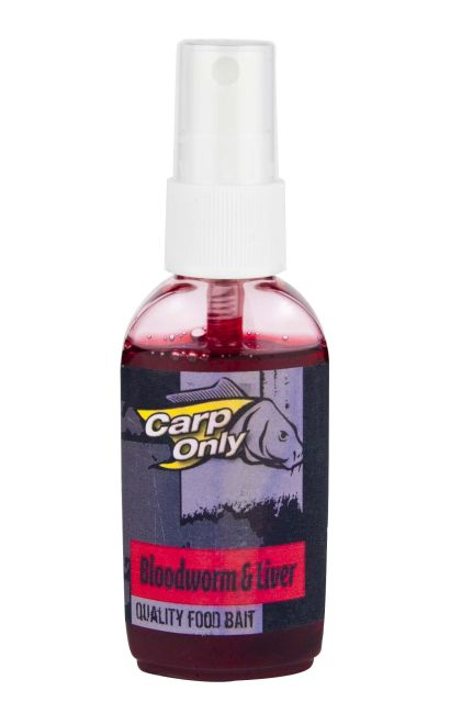 Posilovač CARP ONLY Bloodworm & Liver 50ml