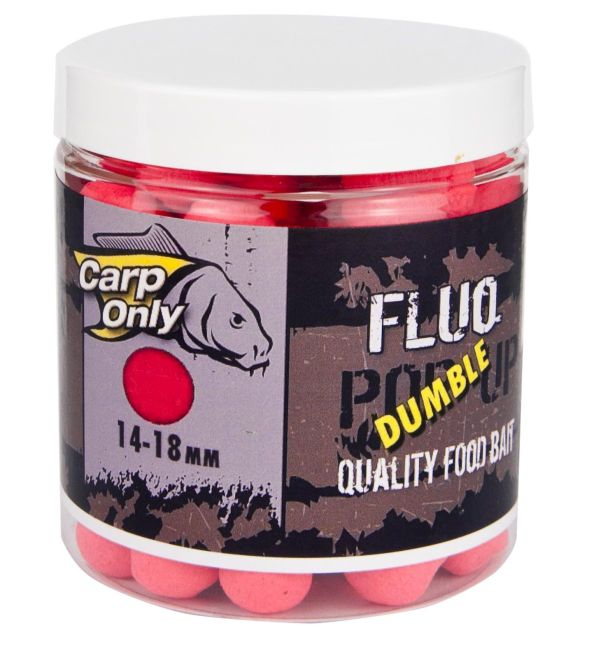 DUMBLE POP UP RED 14 - 18MM 80G
