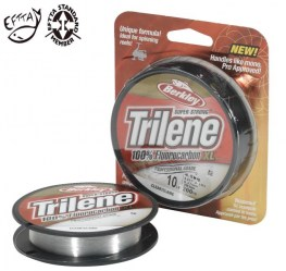 TRILENE XL FLUOROCARBON 50M 0.55MM CLEAR