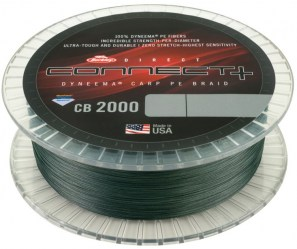CONNECT+ CB2000 MOSS GREEN 900M 0,20MM 13,6KG