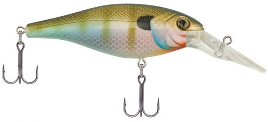 BAD SHAD 5CM FLOATING NAT BLUGIL