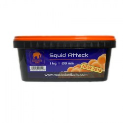 Boilies Mastodont Baits Squid Attack 20mm 1kg