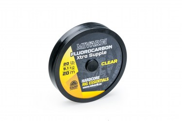 Fluorocarbon Xtra Supple 20m / 20 lb